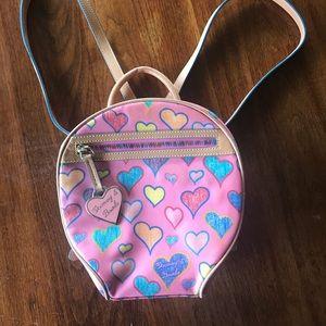 Dooney & Bourke Mini Backpack NWT